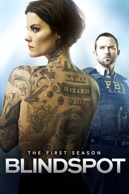 blindspot season 1 on blu-ray and dvd