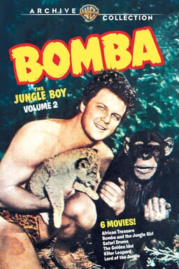 Bomba the Jungle Boy: Volume 2 keyart