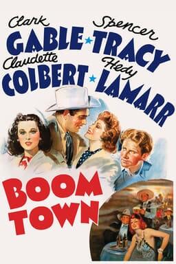 Boom Town keyart