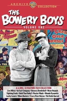 Bowery Boys: Volume 1 keyart
