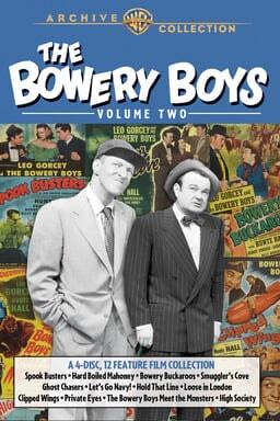 Bowery Boys: Volume 2 keyart