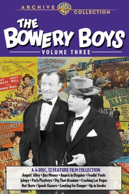 Bowery Boys Collection: Volume 3 keyart