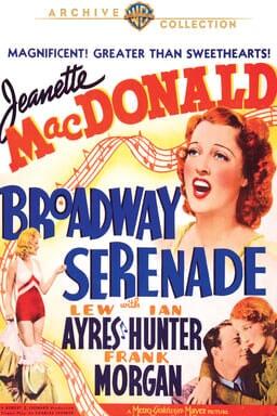Broadway Serenade keyart