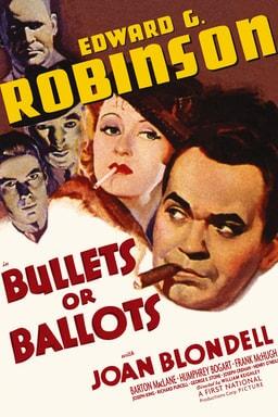 Bullets or Ballots keyart