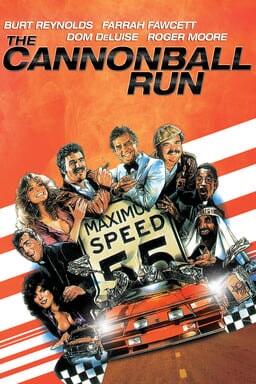 Cannonball Run keyart