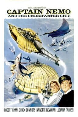 Captain Nemo and the Underwater City keyart