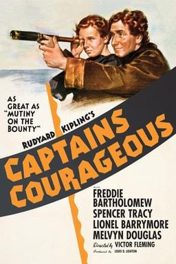Captains Courageous keyart