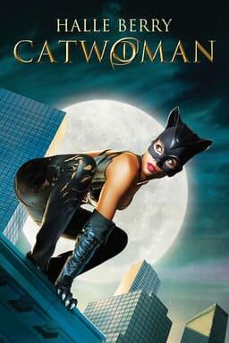 Catwoman keyart