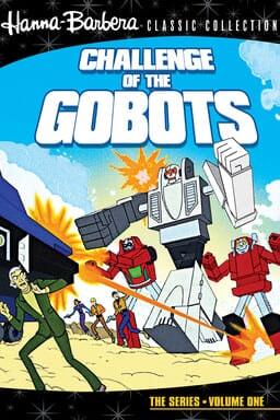 Challenge of the Gobots Series Volume 1 keyart