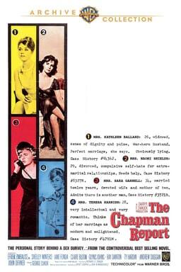 Chapman Report keyart