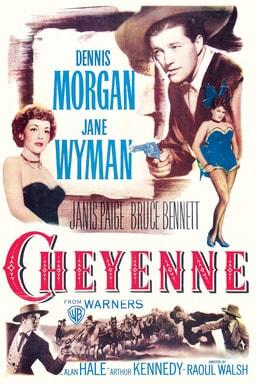 Cheyenne keyart