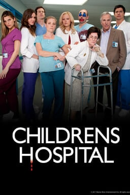Childrens Hospital: Season 3 keyart