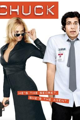 Chuck: Season 1 keyart
