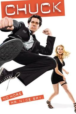 Chuck: Season 3 keyart