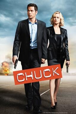 Chuck: Season 5 keyart