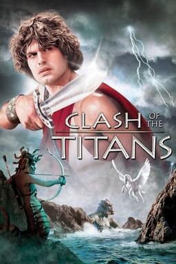Clash of the Titans 1981 keyart