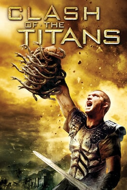 Clash of the Titans 2010 keyart