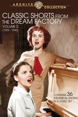 Classic Shorts from the Dream Factory: Volume 2 keyart