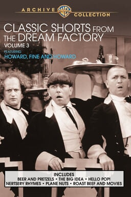 Classic Shorts from the Dream Factory: Volume 3 keyart