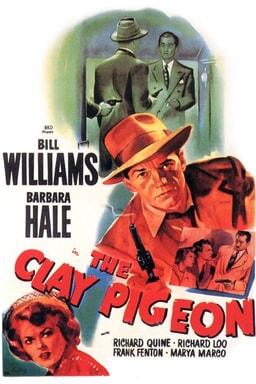 Clay Pigeon keyart