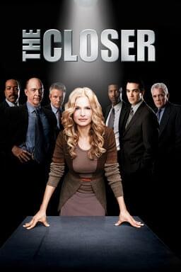 The Closer: Season 1 keyart