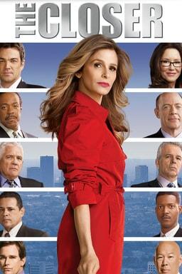 The Closer: Season 7 keyart