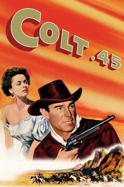 Colt 45 keyart