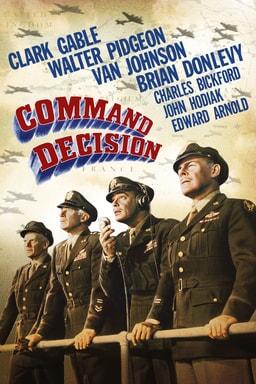 Command Decision keyart