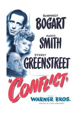 Conflict keyart