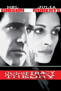 Conspiracy Theory keyart