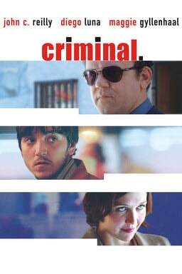 Criminal keyart