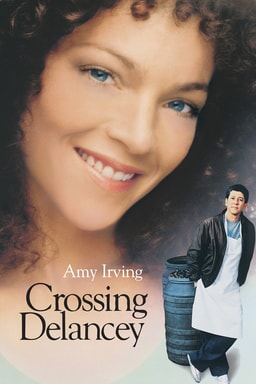 amy irving and peter riegert in crossing delancey available now on digital and dvd