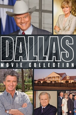 Dallas: the Movie Collection keyart