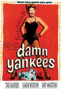 Damn Yankees keyart