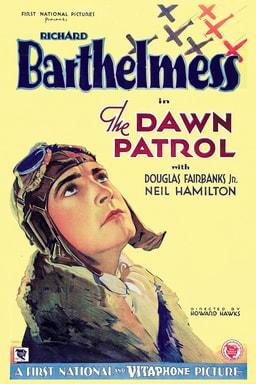 Dawn Patrol 1930 keyart