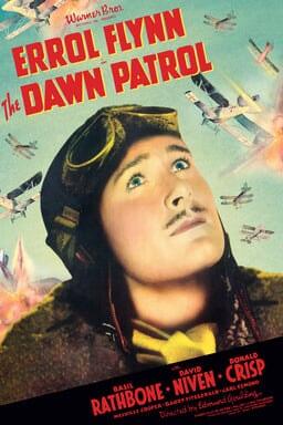 Dawn Patrol 1938 keyart