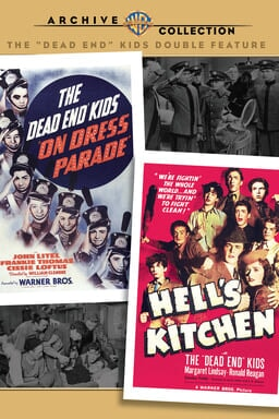 Dead End Kids On Dress Parade Hells Kitchen keyart