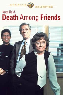 Death Among Friends keyart