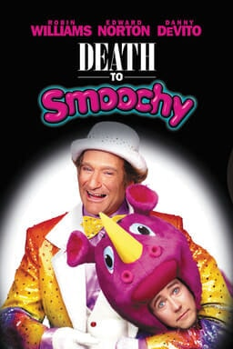 Death to Smoochy keyart