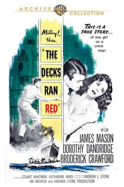 Decks Ran Red keyart