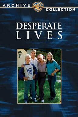 Desperate Lives keyart