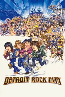 Detroit Rock City keyart