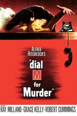 Dial M for Murder keyart