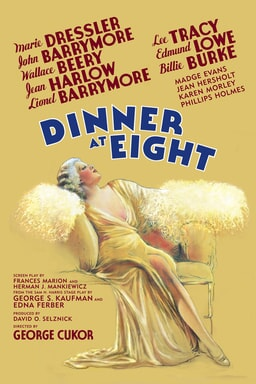 Dinner at Eight keyart