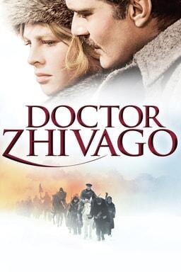 Doctor Zhivago keyart