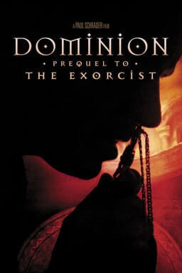 Dominion: Prequel to the Exorcist keyart