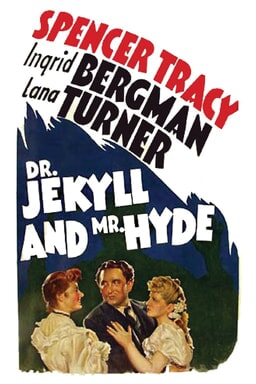 Dr Jekyll and Mr Hyde 1941 keyart