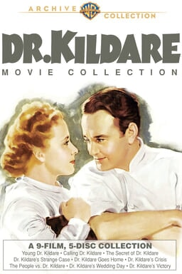 Dr. Kildare Movie Collection keyart