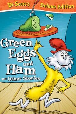 Dr Seusss Green Eggs and Ham keyart