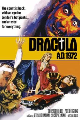 Dracula ad 1972 keyart